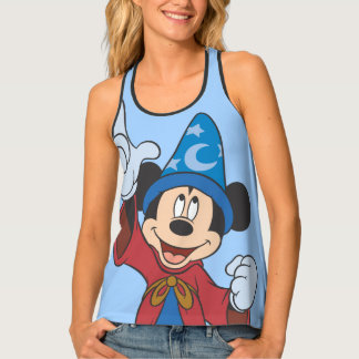 Sorcerer Mickey Mouse Tank Top