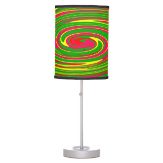 Sorcerers Swirl Table Lamp