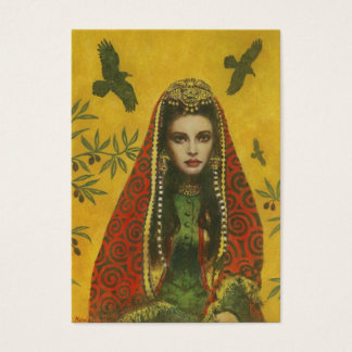 Sorceress ACEO Business Card
