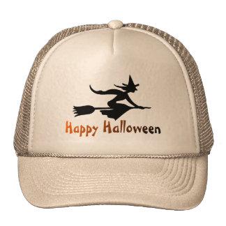 Sorcière heureuse de Halloween Casquette De Camionneur