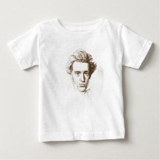 Søren Kierkegaard - Existentialist Philosopher Baby T-Shirt