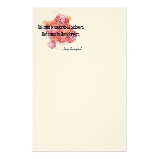 Soren Kierkegaard Stationery