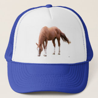 Sorrel Horse Trucker Hat