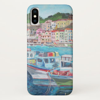 Sorrento, Apple iPhone X, Barely There Phone Case