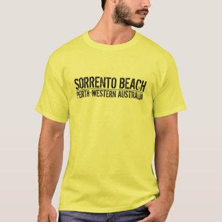 Sorrento Beach T-Shirt