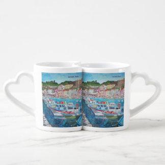 Sorrento, Coffee Mug Set