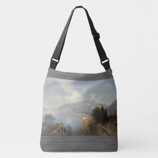 Sorrento Italy Bay Naples Ocean Tote Bag