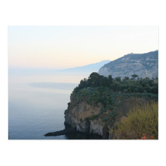 Sorrento sunrise postcard