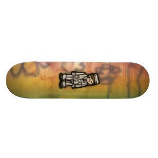 sorrow skate. custom skateboard