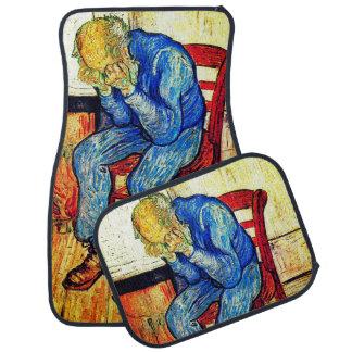 Sorrowing Old Man By Van Gogh Car Liners