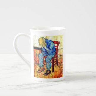 Sorrowing Old Man By Van Gogh Tea Cup