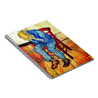Sorrowing Old Man Van Gogh Notebook