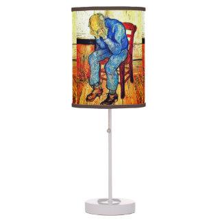 Sorrowing Old Man Van Gogh Table Lamp