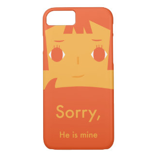 Sorry, he is mine iPhone 7 case