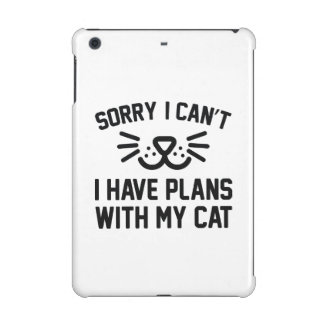 Sorry I Can't iPad Mini Covers