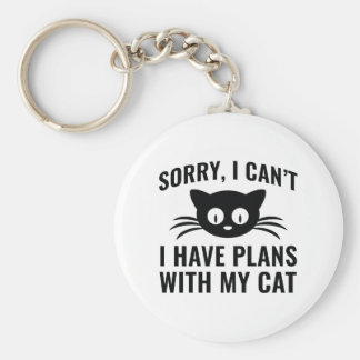 Sorry I Can't Keychain