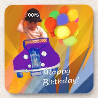 Sorry I forgot your birthday. Coasters