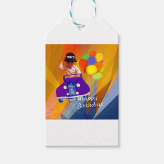 Sorry I forgot your birthday. Gift Tags