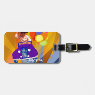 Sorry I forgot your birthday. Luggage Tag