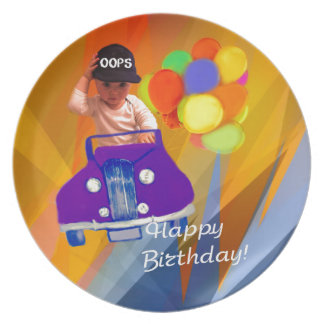 Sorry I forgot your birthday. Plate