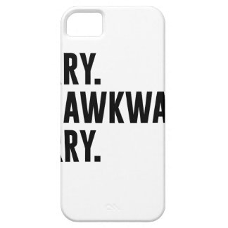 Sorry I'm Awkward Sorry iPhone 5 Case