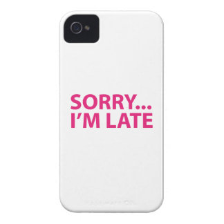 Sorry I'm barks Case-Mate iPhone 4 Case
