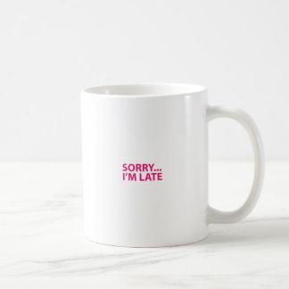 Sorry I'm barks Coffee Mug