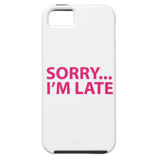 Sorry I'm barks iPhone 5 Covers