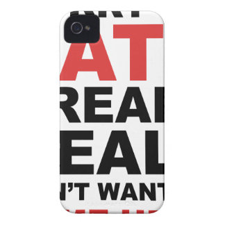 Sorry I'm Late I Realy Realy Don't Want To Come iPhone 4 Case-Mate Case