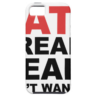 Sorry I'm Late I Realy Realy Don't Want To Come iPhone 5 Case