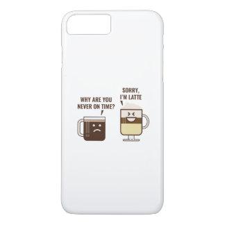 Sorry, I'm Latte iPhone 8 Plus/7 Plus Case