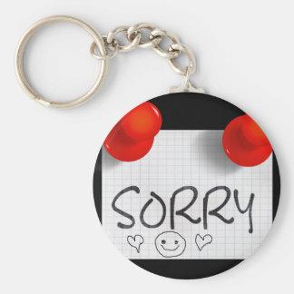 Sorry-rec23 Keychain