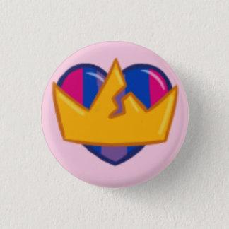 sortaBI 1 Inch Round Button