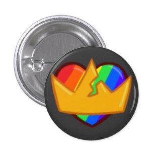 sortaPRIDE 1 Inch Round Button
