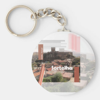 Sortelha - Historical Village of Portugal Keychain