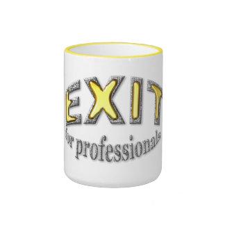 Sortez pour des professionnels tasses à café