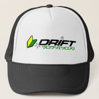 SOSHINOYA DRIFT BADGE 101 TRUCKER HAT