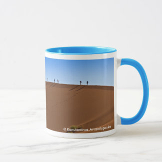 Sossuvlei dunes mug
