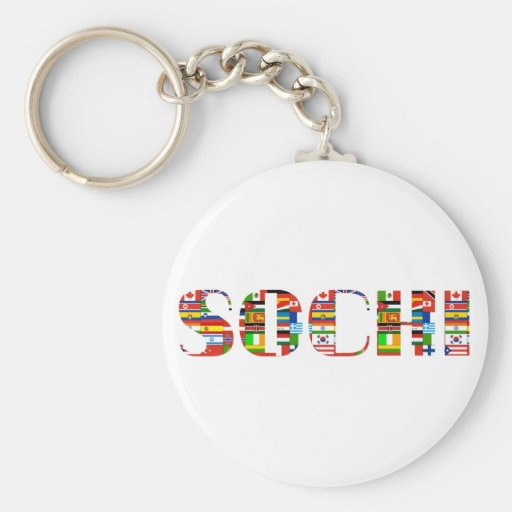 Sotchi Porte-clé