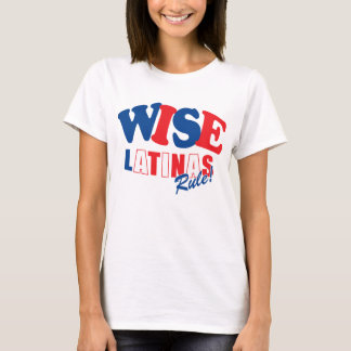 sotomayor wise latina tshirt