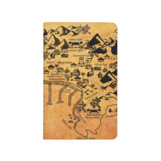 Sotomir Bay Historical Map Journal