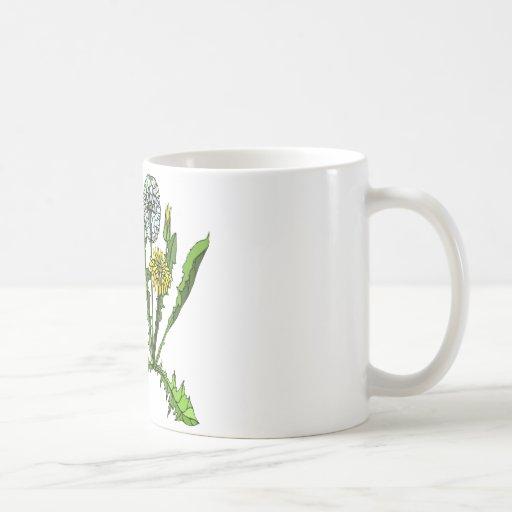 Soufflez-moi pissenlit mug