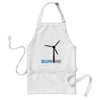 soufflez-moi turbine de vent tabliers