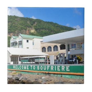 Soufriere Saint Lucia Tiles