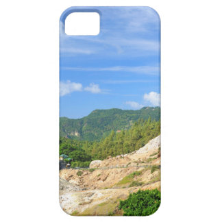Soufriere Volcano in St. Lucia iPhone 5 Covers
