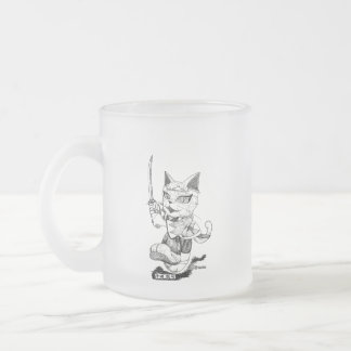 "Souji Okita ""Troupe Camelot"" (Souzi Okita Frosted Glass Coffee Mug"