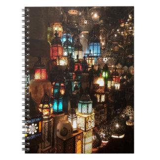 Souk Spiral Notebooks