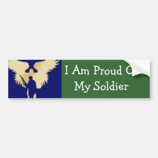sOUL ANDY) Bumper Sticker