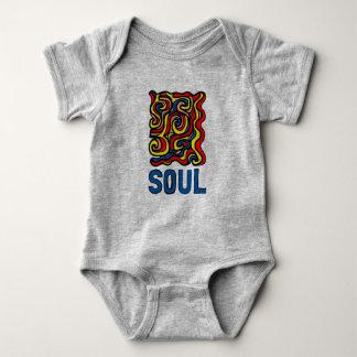 """Soul"" Baby Jersey Bodysuit"