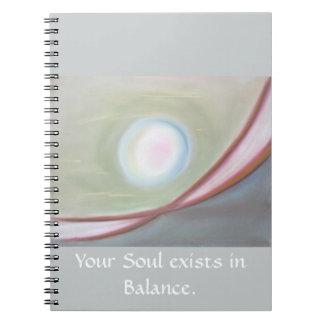 Soul balance notebook